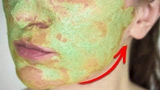 Действенная маска для лица из водорослей. Полезные свойства и рецепт приготовления.