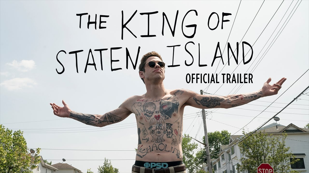 WATCH *THE KING OF STATEN ISLAND ONLINE HD MOVIES