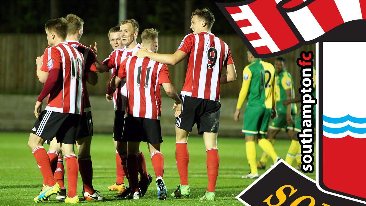U21 HIGHLIGHTS: Southampton 3-2 Norwich City