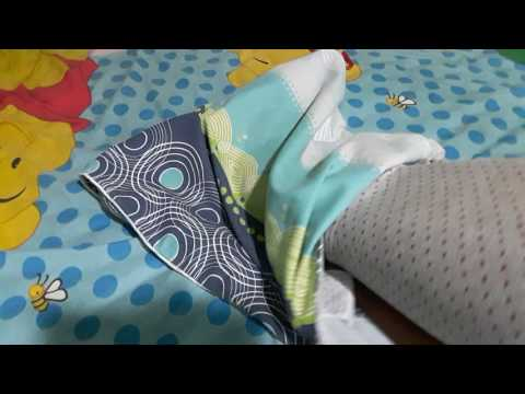 cara membuat ekor putri duyung /mermaid