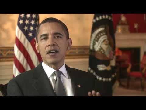 President Barack Obama Weekly Address 2/21/09