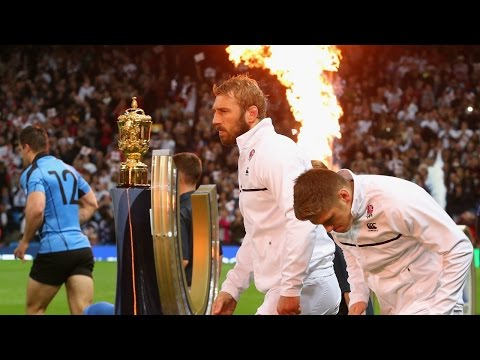Robshaw's Slow Motion Moments | Rugby World Cup 2015