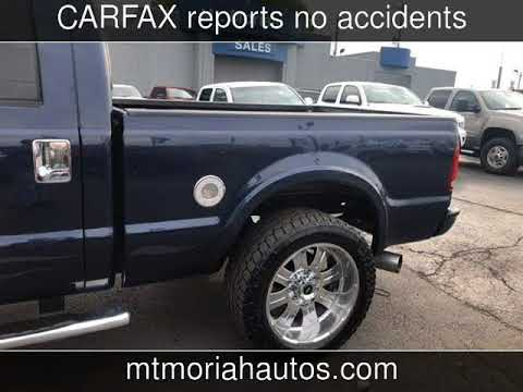2005 Ford F250SD Harley Davidson Used Cars - Memphis,Tennessee - 2018-04-25