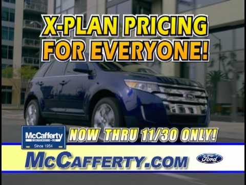 Mccafferty Ford Of Mechanicsburg X Plan Pricing