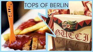 Berlin: MUST SEE HIGHLIGHTS   TOP 5   Don\'t miss these places   visitBerlin