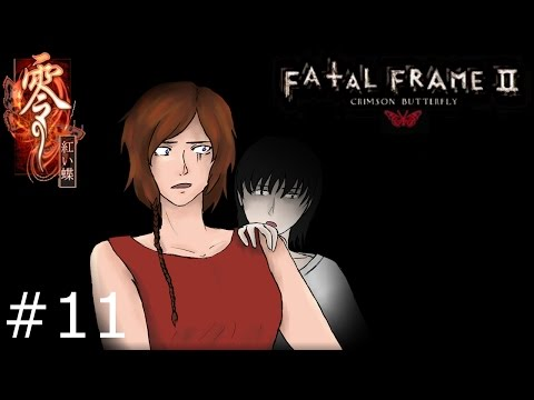 Fatal Frame 2: Crimson Butterfly | 11 | Getting the Crests