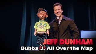 Bubba J | All Over the Map  | JEFF DUNHAM