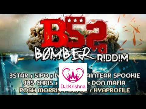 B52 Bomber Riddim Instrumental (SIPO Records) 2018!!!