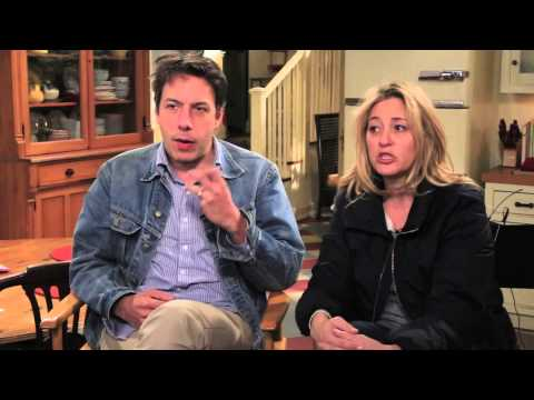 Hot in Cleveland:  with Jamie Denbo and John Ross Bowie