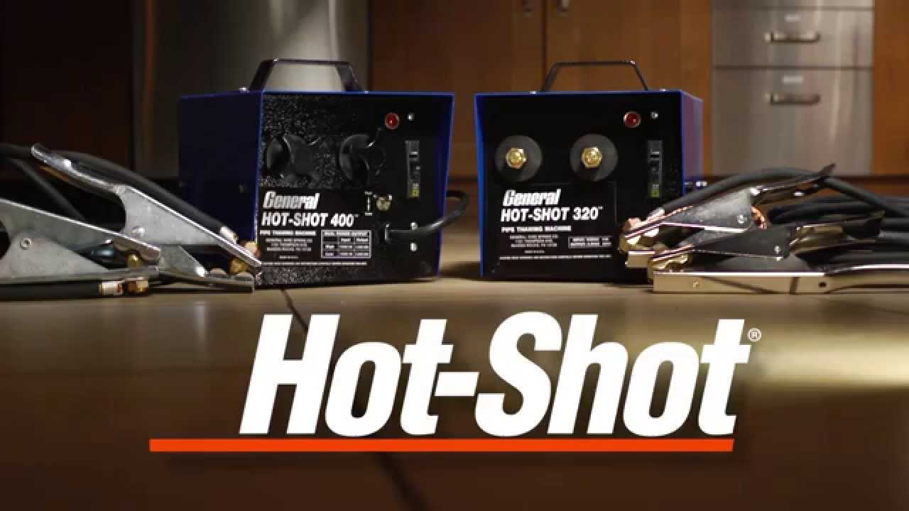 Hot-Shot Pipe Thawing Machine How-to Video