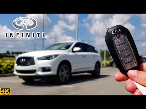 2020 Infiniti QX60: FULL REVIEW | New Keyfob and More for 2020!