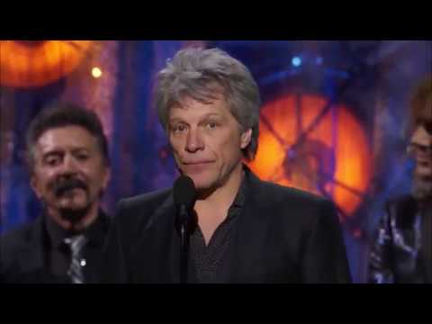 Inductee Insights: Bon Jovi
