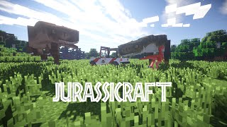 Jurassicraft Episode 5 - Low Security Fences