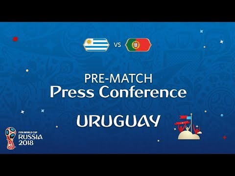 2018 FIFA World Cup Russia™ - URU vs POR - Uruguay Pre-Match Press Conference