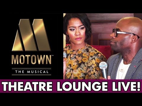Theatre Lounge Live: Motown the Musical