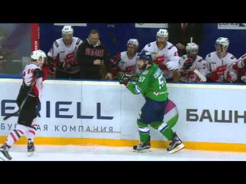 Goncharov rocks Mikheev, trashtalks Erat