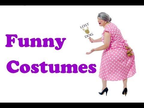 sc 1 st  YouTube & Funny Adult Halloween Costume Ideas - YouTube
