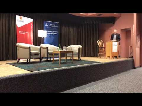 Facebook Live: André Picard Calgary book launch