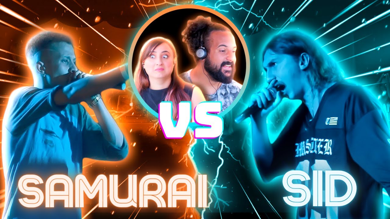 """TANK VS MUSEU ! REAGINDO A """"SAMURAI VS SID"""" - REACT/BREVE ANÁLISE"""