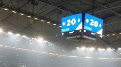 FC Schalke 04 2:0 Borussia Mönchengladbach - Stimmung - Heimsieg - 17.01.2020