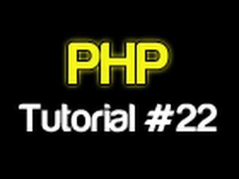 PHP Tutorial 22 - Check If Variable Is Set (PHP For Beginners)