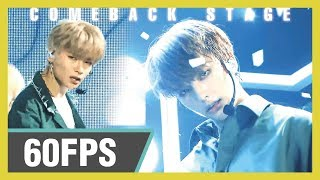 60FPS 1080P | Stray Kids - Side Effects, 스트레이 키즈 - 부작용 Show! Music Core 20190622