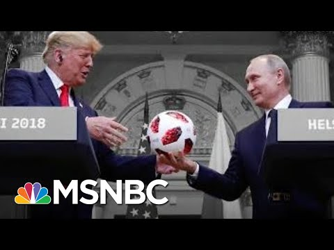 Amb. Burns: Trump's Kindness Towards Putin Seen As Weakness By Russians | The 11th Hour | MSNBC