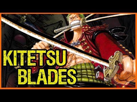 The 3 Cursed Kitetsu Swords: One Piece Theory