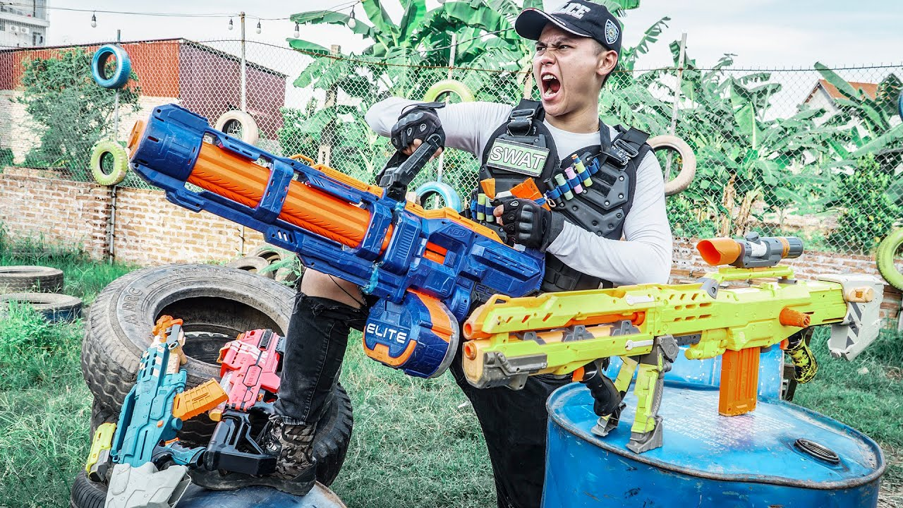 LTT Game Nerf War : Warriors SEAL X Nerf Guns Fight Mr Zero COVID Season Battle