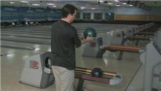 Bowling Techniques : How to a Throw a Hook With a Bowling Ball