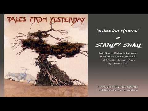 Stanley Snail - Siberian Khatru