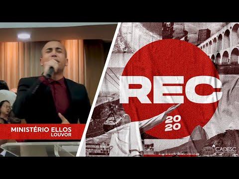 REC 2020 - Ministério Ellos | Jesus, Filho de Deus