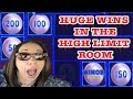 HIGH LIMIT LIGHTNING LINK HUGE WINS 😯SLOT QUEEN MUST SEE....$12.50 A SPIN  😯  😯 😱