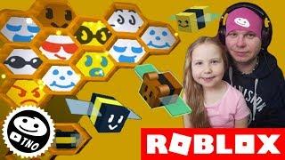 MÁME VČELKU MÁJU A VILÍKA - Bee Swarm Simulator!   Roblox   Tatínek a Barunka CZ/SK