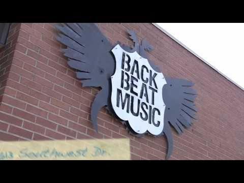 Back Beat Music - New Store HD Commercial