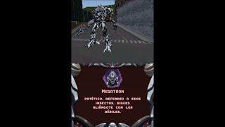 Transformers: Autobots DS (Español) Parte 3 Final