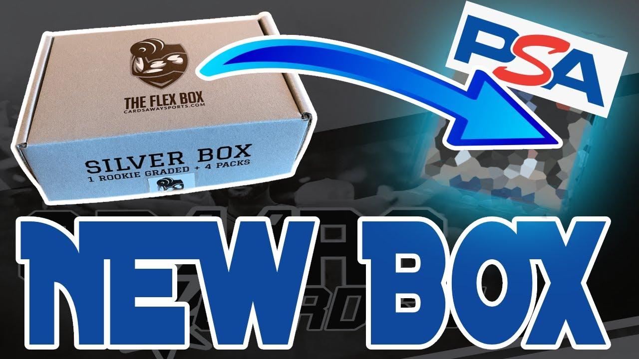 💥 NEW BOX REVIEW 💥 CARDSAWAY Sports FLEX Silver Basketball Box! Guaranteed GRADED Card! AUTO! 🔥🔥