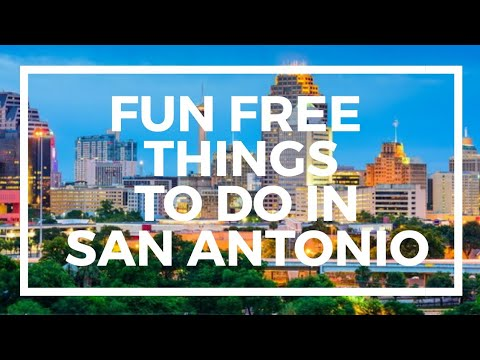 Fun Free Things to Do In San Antonio