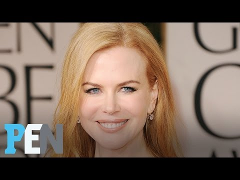 Nicole Kidman Opens Up About Supporting Keith...