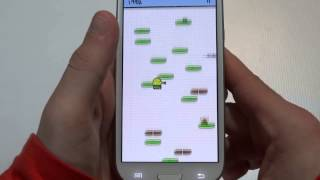 Doodle Jump Android Gameplay & Review - Fliptroniks.com