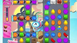 Candy Crush Saga Level 1541 with 11 moves left,  NO BOOSTERS!