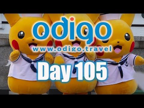 Kanagawa Vlog: Yokohama & Pikachu Festival [Ft. OkanoTV, MillieFreckles & Shizuka Anderson]