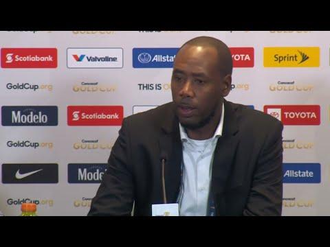Dennis Lawrence Press Conference: Panama Vs Trinidad & Tobago - Gold Cup 2019