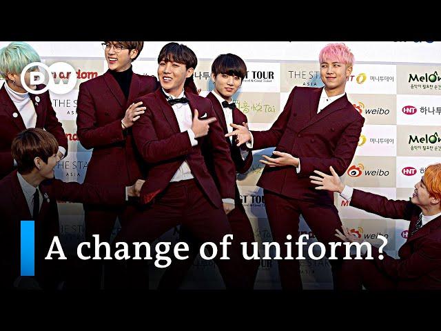 BTS: Mandatory military service or boy band?