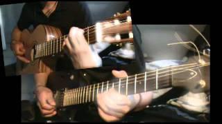 Megadeth - silent scorn cover