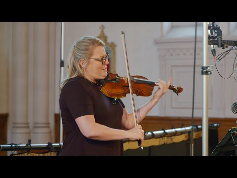 Ólafur Arnalds: Happiness Does Not Wait By Violinist Angèle Dubeau