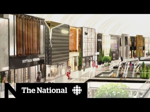 Developers of North America's biggest mall set sights on new project