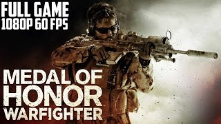 Medal of Honor Warfighter Gameplay Walkthrough Part 1 Full Game Ending 1080P 60 FPS PC Hardcore