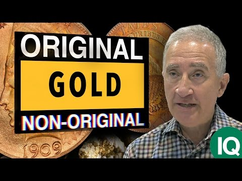 CoinWeek IQ: Original vs. Non-Original Gold Coin Surfaces -