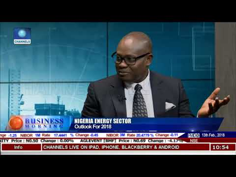 Trailing Nigeria Energy Sector In 2018 Pt.3 |Business Morning|